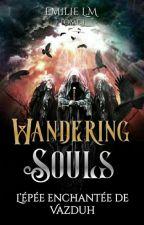 Wandering Souls, Tome 1🗡 par EmilieLMecrivain