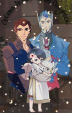 Optimus primes daughter by Venom_Berries