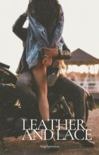 Leather and Lace // J.T by kayjadeyy
