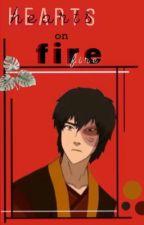 Hearts on FIRE [Zuko x OC] Avatar: The Last Airbender fanfic by scavezzacollo