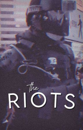 THE RIOTS   Spec Ops x Reader  by TrippyPotters