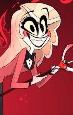 Hazbin Hotel - Charlie x Male Angel Reader by Miserable-Wretch
