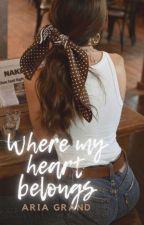 SECRET ADMIRER. by cozy_mocha