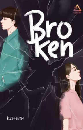 BROKEN X MARK LEE ( OPEN PO)  by Kcnghtm