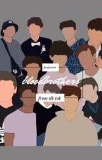 fanfiction tiktok's bloodbrothers by moniek1234