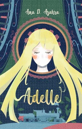 Adelle by AnaAzahra2