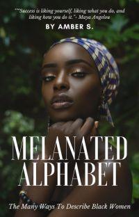 Melanated Alphabet cover