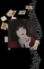 Death's gamble by YEETintoNoNeXiStEnCe