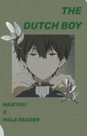 the dutch boy - haikyuu x m!reader by sakusayakuza
