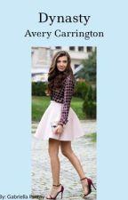 Dynasty: Avery Carrington  by gmystery24