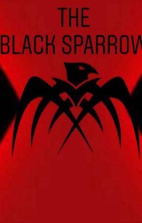 The Black Sparrow by captainstark92