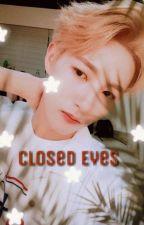 Closed eyes  by finny131