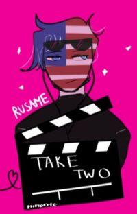 Take Two   Rusame   Countryhumans AU cover