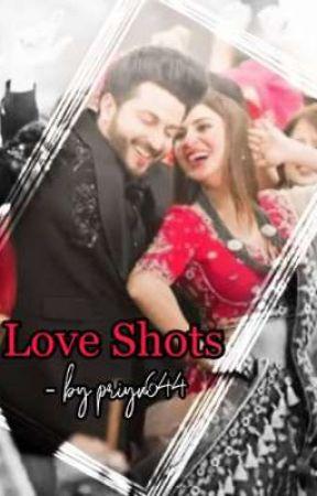 Preeran ~ Love Shots  by pri_writes