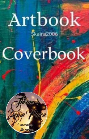 Mon Artbook et Coverbook by Skaira2006