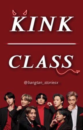 Kink Class | BTS 🔞 by moonshinefics