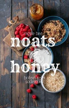 Noats & Honey by gardenofcats
