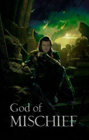 God of mischief | Portafolio  by andysoul