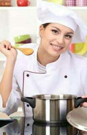 A chefe de cozinha   by josycnco44