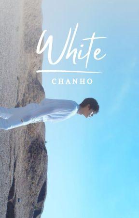 White || CHANHO by Spear_Binnie