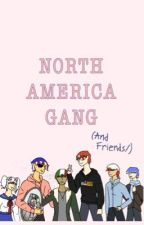 North America Gang (countryhumans) by hellllllnah