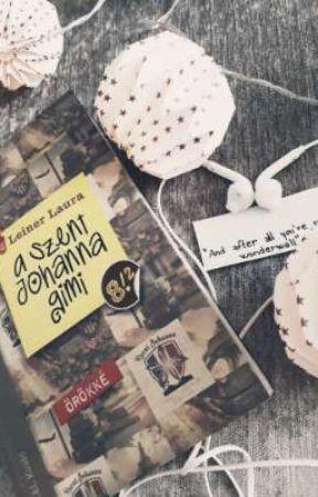 Szent Johanna Gimi őrület by Alexa__________
