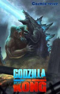 Godzilla vs Kong. cover