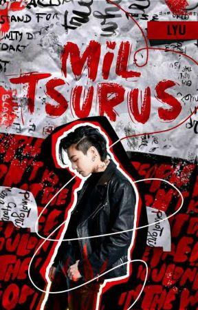 Mil Tsurus • JJK + PJM by lilyusan