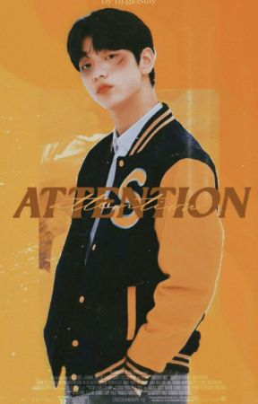 ATTENTION | yeon + bin by hyglnstay