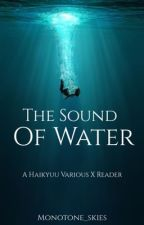The Sound of Water |Haikyuu Various X Reader| by monotone_skies