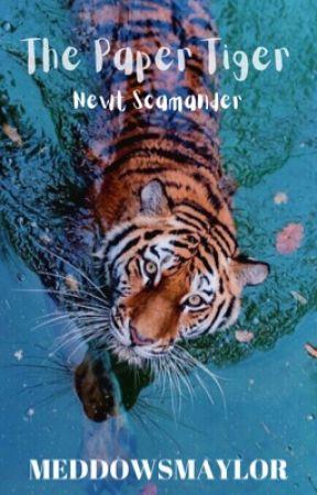 The Paper Tiger (Newt Scamander Fan Fiction) by MeddowsMaylor