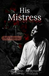 His Mistress -p.jimin cover