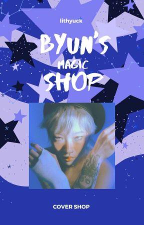 ცꪗꪊꪀ's magic shop♠ by lithyuck