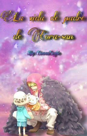 La vida de padre de Cora-san by CinnaEagle