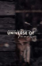 Universe Of Hearts by Niqaabi_Muttaqi