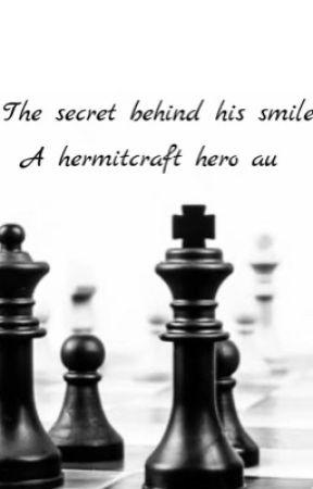 The secret behind his smile (OLD)  by thathermitweirdo