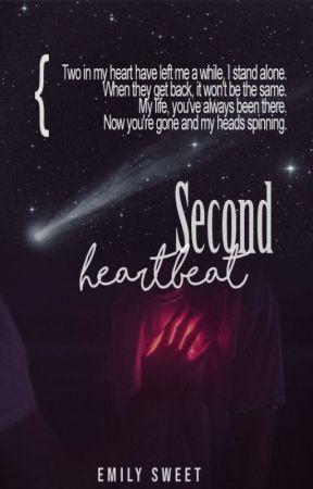 Second Heartbeat. {Starker} by EmilySweet104
