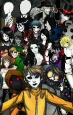 Creepypasta (Questions, Answers, and more) by KarmaandtheUnderdogs
