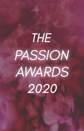 The Passion Awards 2020 | CLOSED by thepassionawards
