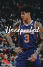 Unexpected | Kelly Oubre Jr. by yofavcrybaby