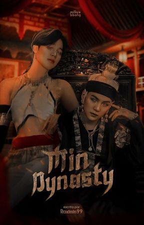 Min dynasty [Yoonmin]  by Roximin99