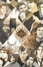 Harry Potter and the Cursed Time Turner by Marauder_gen