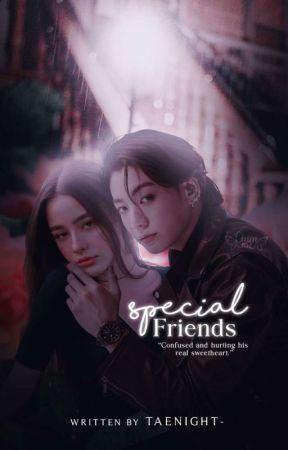 [SU] Special Friends 1 + 2 | 정국 by taenight-