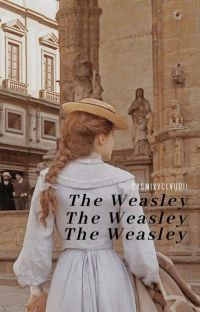 THE WEASLEY | Draco Malfoy ✓ cover