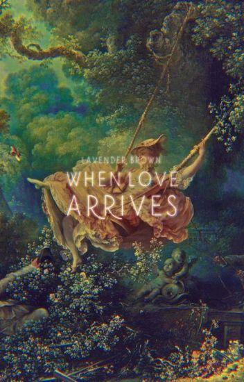when love arrives ──lavender brown (español) √