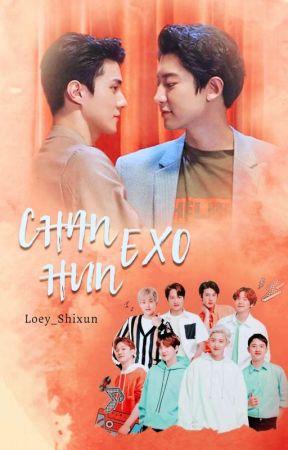 CHAN EXO HUN by Loey_shixun