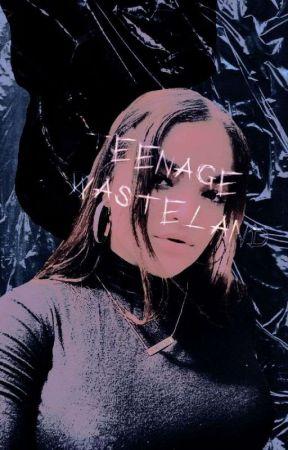 ❨ ✓ ❩ Teenage Wasteland ━━━ b.e. by okcacia