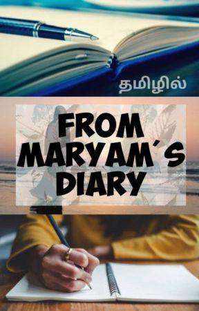 மர்யமின் டயரியிலிருந்து... by Maryam_Shifa_Sahla