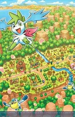 Đọc truyện Pokémon Mystery Dungeon - A New Life Beyond (Fan Fic)