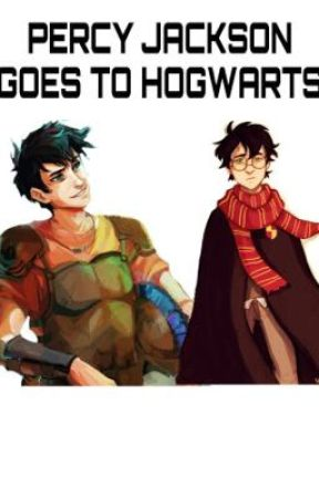 Percy Jackson goes to Hogwarts by wisegirlthings1821